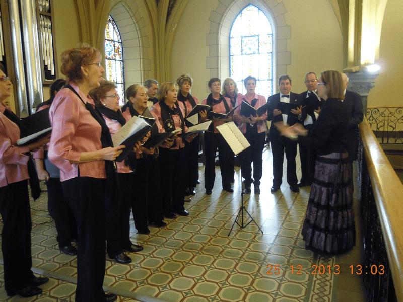 coro ssalesianos