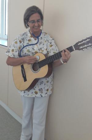 Musicoterapia hospitalaria