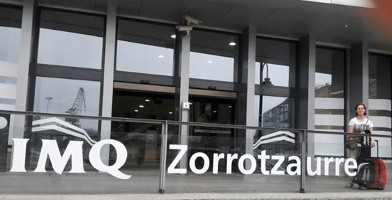 Zorrotzaurre