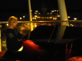 Piano en crucero