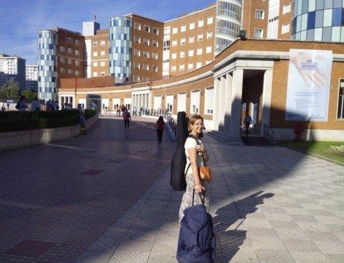 > Todos los miércoles MUSICOTERAPIA en Oncología Pediátrica. Hospital de Cruces desde Aspanovas